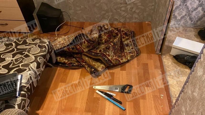 Расчленившая возлюбленного жительница Красноярска утопила часть его останков