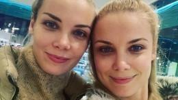 «Мужья постарались!»— сестры-близнецы Арнтгольц родили сыновей сразницей в20 дней