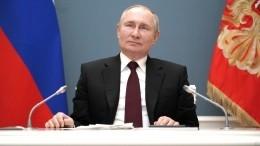Владимир Путин ответил наобвинения Джо Байдена детской поговоркой