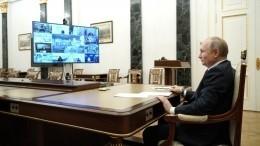 Путин пообещал Крыму 1 триллион рублей частных инвестиций до2025 года