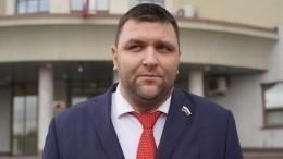 Общественного деятеля Дениса Меркулова вМоскве избила толпа мужчин
