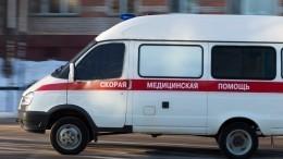 Многотонный автобус сбил ребенка воВладивостоке— видео