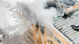 «Хлопок, дым, паника»: очевидцы рассказали овзрыве вжилом доме вХимках