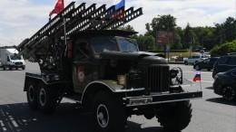 Легендарную «Катюшу» восстанавливают кПараду Победы вУлан-Удэ— видео