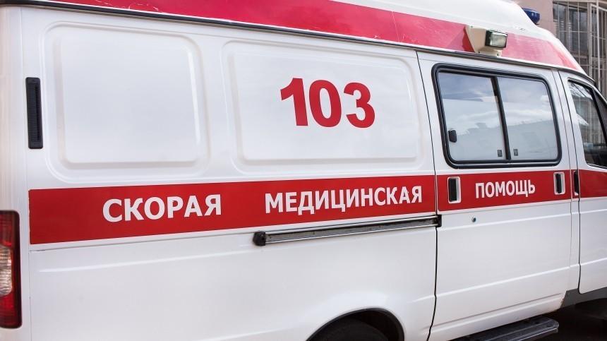 Три человека погибли в«огненном» ДТП сгрузовиком под Самарой— фото