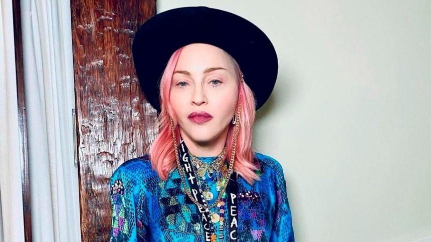 «Посеяла семя»: Мадонна показала самое первое музыкальное видео вкарьере