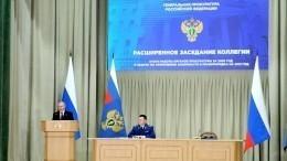 Путин поручил усилить работу позащите прав уязвимых категорий россиян