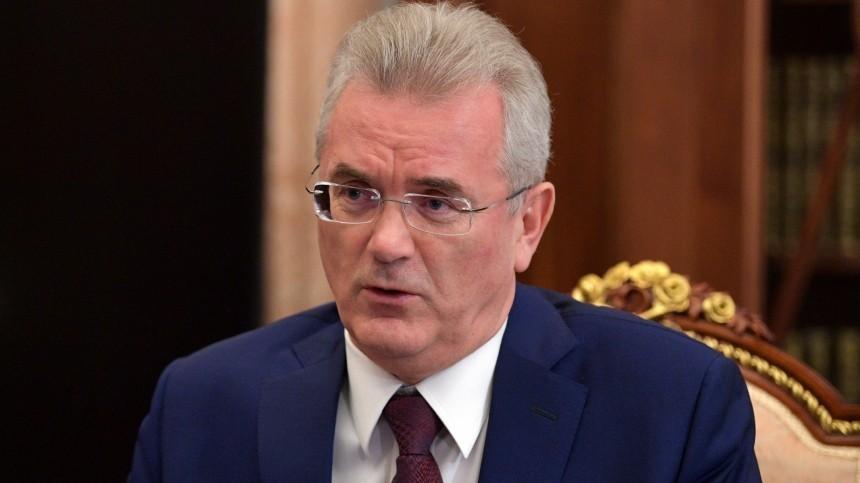 Угубернатора Пензенской области Белозерцева прошли обыски