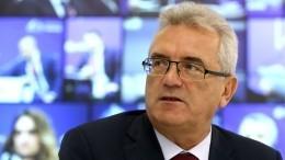 «ЕР» приостановит членство губернатора Пензенской области после задержания