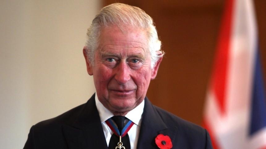 Упринца Чарльза ухудшилось здоровье после обвинений королевской семьи врасизме