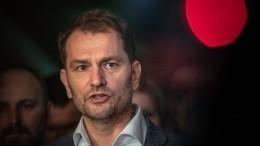 Премьер Словакии заявил оготовности уйти вотставку из-за скандала вокруг «Спутника V»