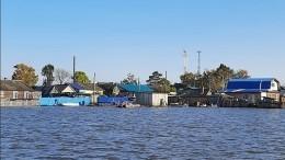 Российские регионы предупредили обугрозе летних дождевых паводков