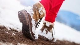Лайфхак: Как уберечь обувь отвоздействия реагентов?