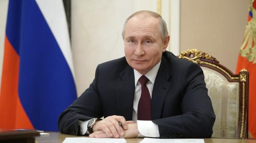 Стали известны новые подробности вакцинации Владимира Путина откоронавируса