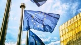 Евросоюз ввел новый пакет санкций вотношении 11 граждан России, Китая иЛивии