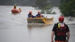 Дом уплыл, внутри— собака: Австралию накрыло самое мощное за100 лет наводнение
