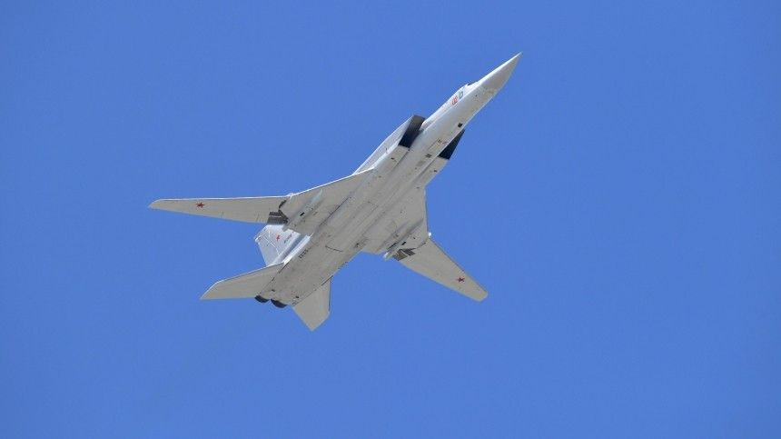 С«истребителем авианосцев» Ту-22М3 произошло ЧПпри взлете под Калугой