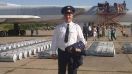 Что известно опогибшем вЧПсТу-22М3 полковнике Вадиме Белослюдцеве?