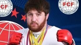 Камера сняла драку, закончившуюся гибелью чемпиона ММА Хадзиева