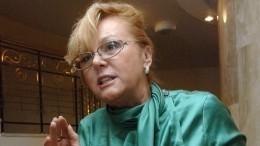 Наталья Селезнева объяснила свой неизлечимый недуг грехом молодости