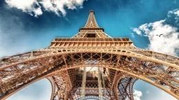 Видео: Эйфелеву башню перекрасят вжелтый цвет