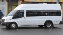 Водитель маршрутки сбил пять человек напешеходном переходе вЯрославле