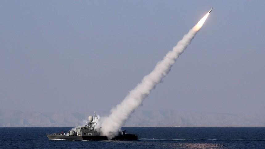 Иран атаковал израильское судно вАравийском море