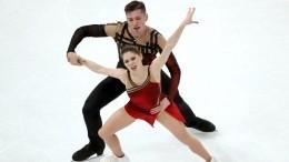 Российская пара впервые завосемь лет завоевала золото ЧМпофигурному катанию