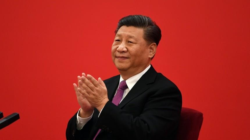 Байден пообещал Цзиньпину, что непозволит КНР стать самой могущественной страной