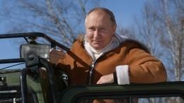 ВКремле назвали рост спроса надубленки «как уПутина» позитивной новостью