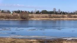 Росприроднадзор назвал возможный источник загрязнения реки Волхов вНовгороде