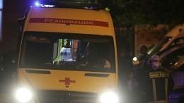 Видео: пьяный петербуржец устроил ДТП сперевертышем, апотом заехал вреку