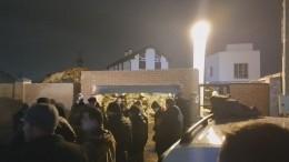 Уголовное дело возбуждено пофакту обрушения трехэтажного дома вНовой Москве
