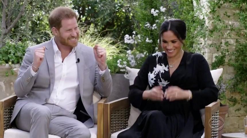 Князь Монако раскритиковал интервью принца Гарри иМеган Маркл осемье королевы