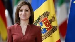 Президент Молдавии попросила Путина выслать вакцину «Спутник V»