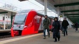 «Была вместе сним»: жена сбитого поездом отговаривала мужа прыгать напути