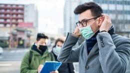 ВРоспотребнадзоре рассказали оснижении заболеваемости коронавирусом вРФ