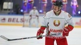 Лукашенко сыграл вхоккей вовремя попыток оппозиции устроить протест вМинске