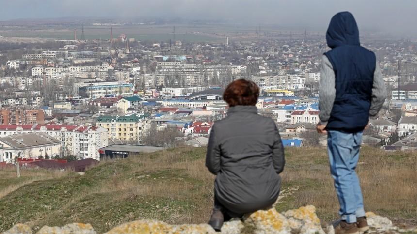 Вице-премьер Украины пообещал выселить россиян изКрыма