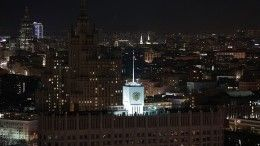 Как прошел «Час Земли-2021» вМоскве иСанкт-Петербурге— видео