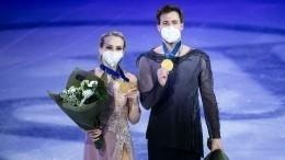 Собрали почти все награды: российские фигуристы выиграли медальный зачет наЧМ