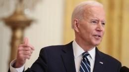 Отдавшего «120 лет» Сенату Джо Байдена теперь сравнивают снесвежим пончиком
