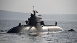 Немецкие подлодки оснащены российскими навигационными устройствами «Транзас»
