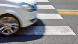 Сбившую девочек-подростков напереходе автоледи задержали вЛенобласти