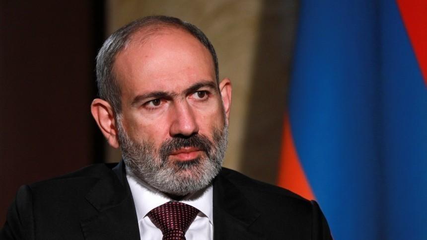 Уходит, чтобы остаться: Пашинян назвал сроки своей отставки