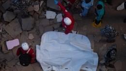 Врезультате обрушения жилого дома вКаире погибли 25 человек