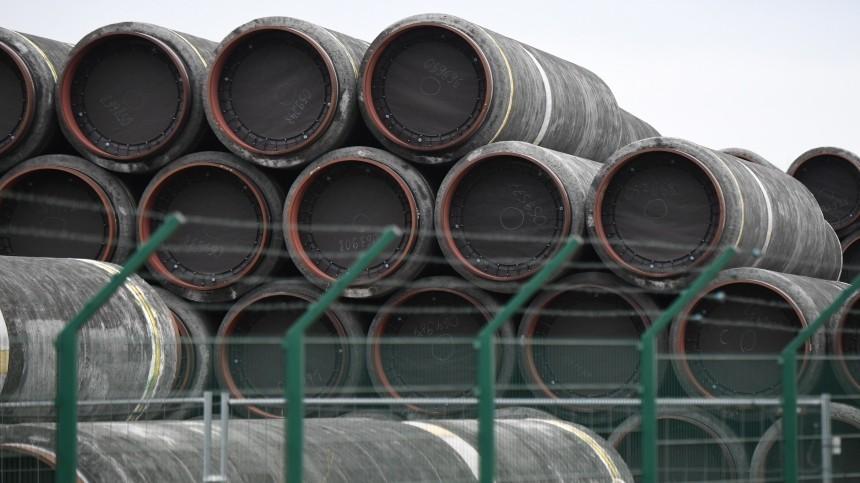 США намерены наращивать санкции вотношении «Северного потока— 2»