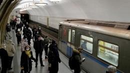 Миллионеру отрезало голову поездом метро вМоскве