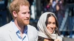 Убийца— королева? Гарри иМеган снимут фильм осмерти принцессы Дианы