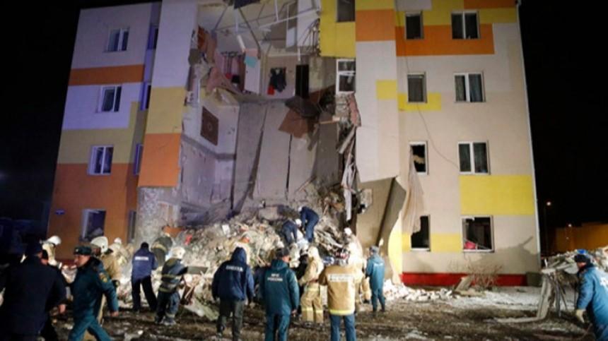 «Газовики» получили реальные сроки после взрыва дома вБелгородской области